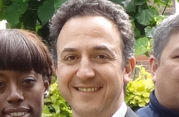 Mr Olivier Ghez