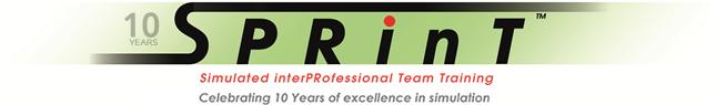 SPRinT Simulation Logo